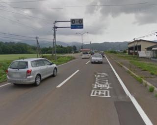 北海道檜山郡厚沢部町