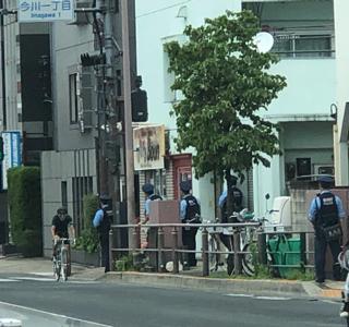 東京都杉並区清水